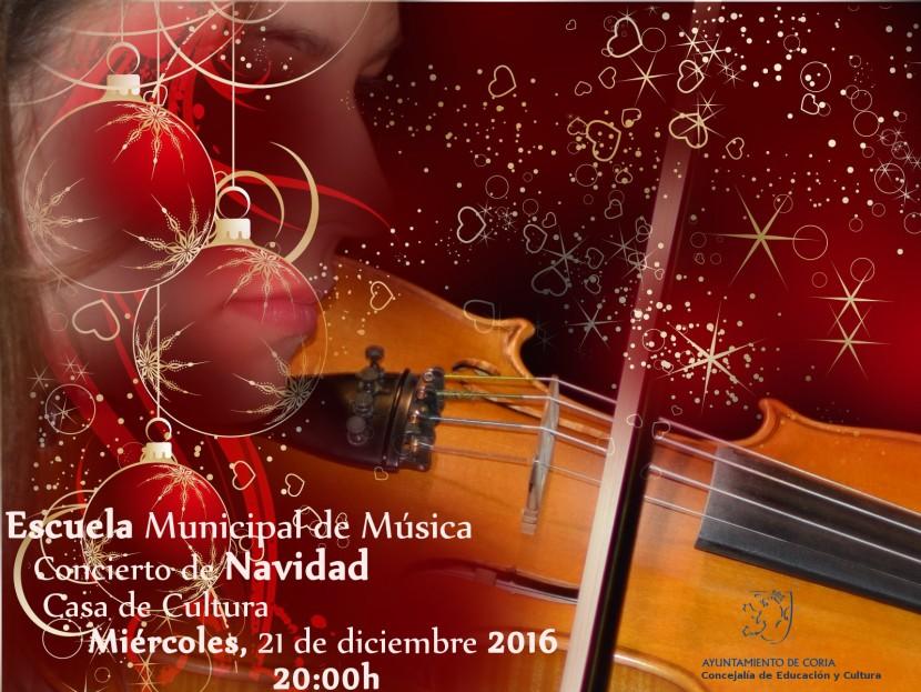 cartel navidad 2016